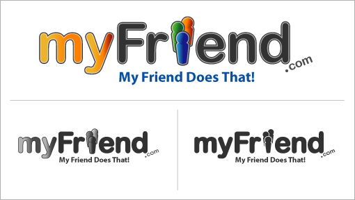 My Friend Logo