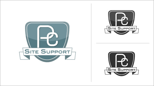 PC Site Support Logo