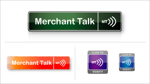 Merchant Talk Logo