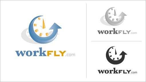 Work Fly Logo